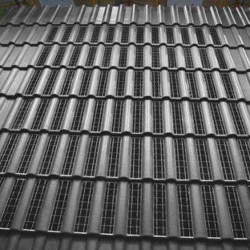 Eternit lança Telha com solar fotovoltaica integrada