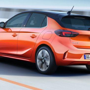 Opel lança Corsa elétrico para Europa – fotos e detalhes
