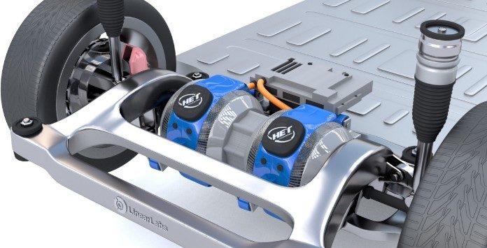 Motor HET vai revolucionar indústria dos carros elétricos