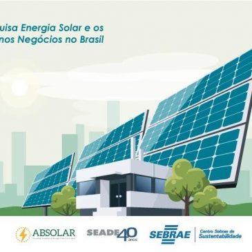 Pequenos negócios apostam em energia solar fotovoltaica para reduzir custos e ampliar competitividade