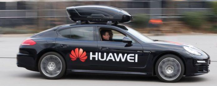 A chinesa Huawei pretende lançar carro autônomo até 2021