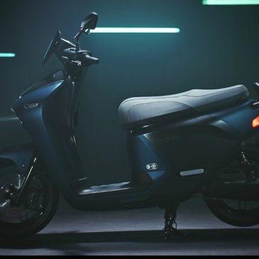 Yamaha revela scooter elétrico EC-05 que troca de baterias em estações