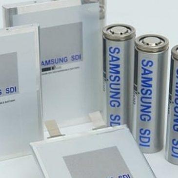 Carros elétricos com baterias Samsung teriam 800 km de autonomia