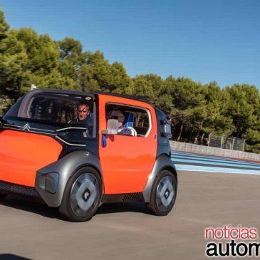 Com elétrico Ami One, Citroën vai buscar a Dacia com carros baratos