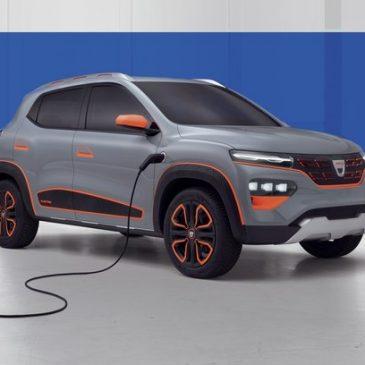 Renault Kwid elétrico chega à Europa para se tornar o EV mais em conta