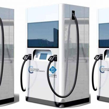 VW Components cria joint venture para produzir carregador de carro elétrico na China