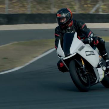 Moto elétrica da Xiaomi faz de 0 a 100 km/h em 4 segundos