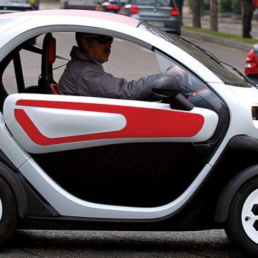 O plano elétrico da Renault