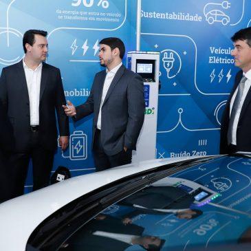 Acordo com ABDI vai ampliar uso de carros elétricos no Paraná