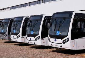 BYD já detém 71% dos ônibus elétricos na América Latina