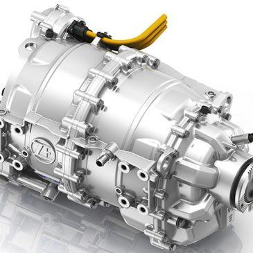 ZF inicia produção de propulsor central elétrico CeTrax para ônibus