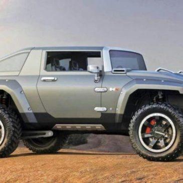 General Motors diz que Hummer virá em 2022 como um carro totalmente elétrico