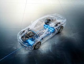 Carregador elétrico por indução da BMW é premiado