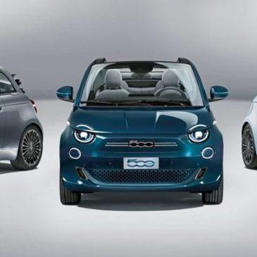 Presidente da Fiat diz que o 500e será o 'Tesla urbano' da marca