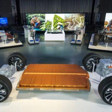 Nova bateria da GM pode revolucionar carros elétricos