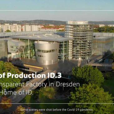 Volkswagen já tem 5 fábricas produzindo carros elétricos ao redor do mundo