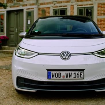 Volkswagen triplicou vendas de carros elétricos em 2020